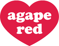agape red icon